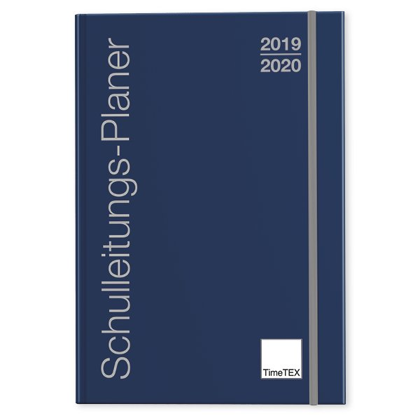 TimeTEX Schulleitungs-Planer A4-Plus, 2019/2020