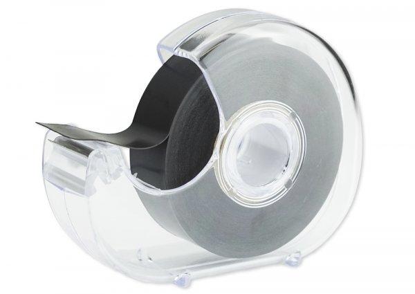 Magnet-Streifen-Abroller, selbstkl., 19 mm, 8 m