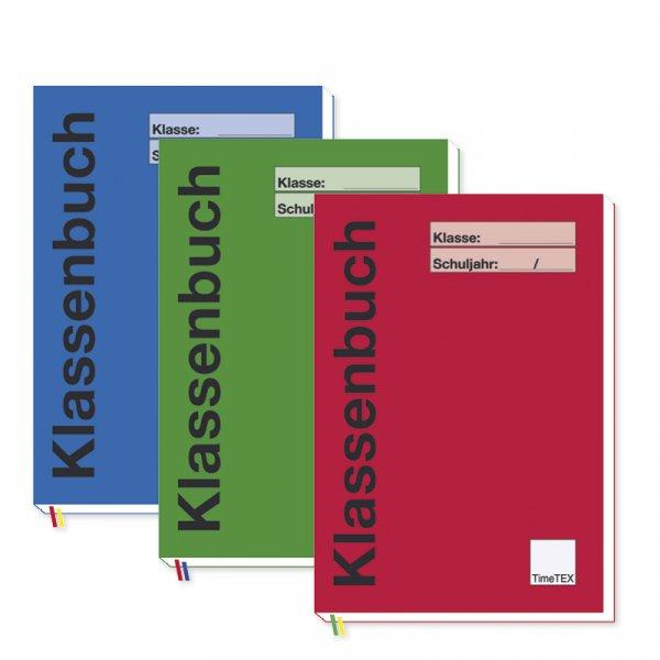 TimeTEX Klassenbuch A4-Plus, SEK + GS