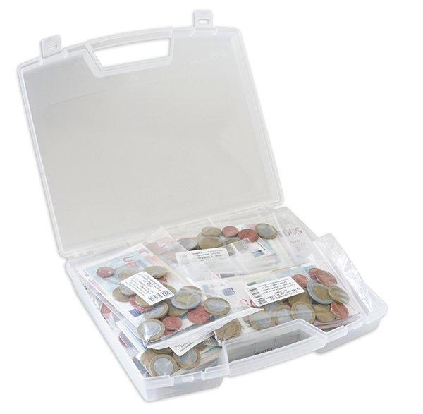 Klassensatz Euro-Rechengeld, 12 Sets, 528-tlg.