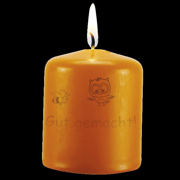 Loblicht-Kerze