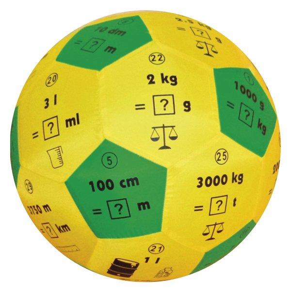 """Lernspiel-Ball """"Pello"""" - Masseinheiten"""