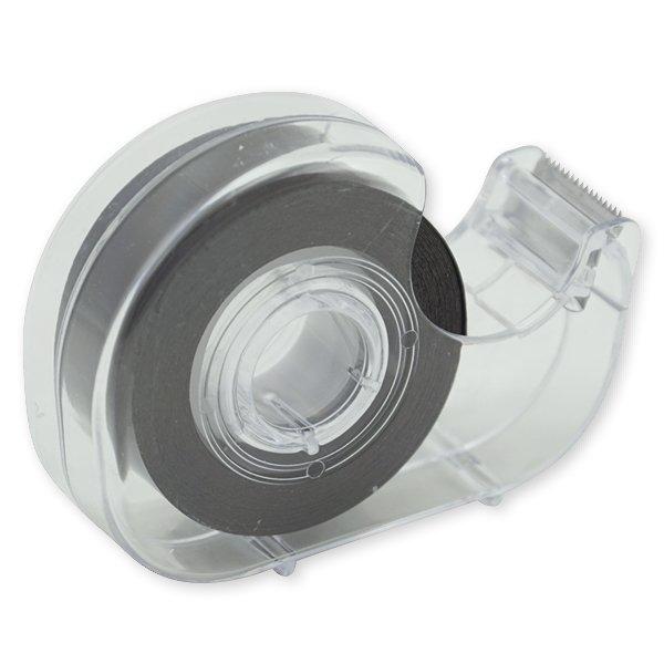 Magnet-Streifen-Abroller, selbstkl., 19 mm, 5 m