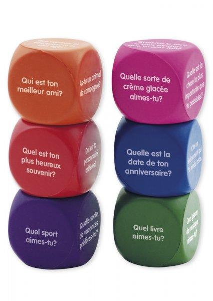 Fragen zum kennenlernen franzosisch