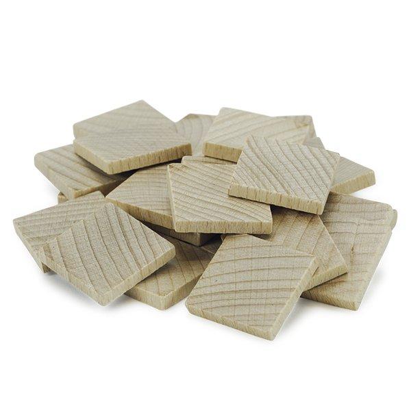 Holz-Chips 100 Stück