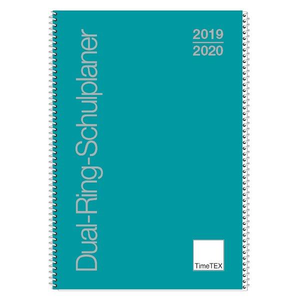 Dual-Ring-Schulplaner A5 2019/2020